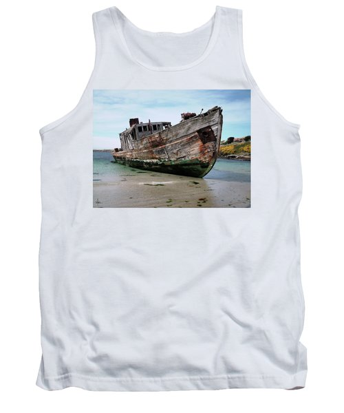 Beached Tank Top