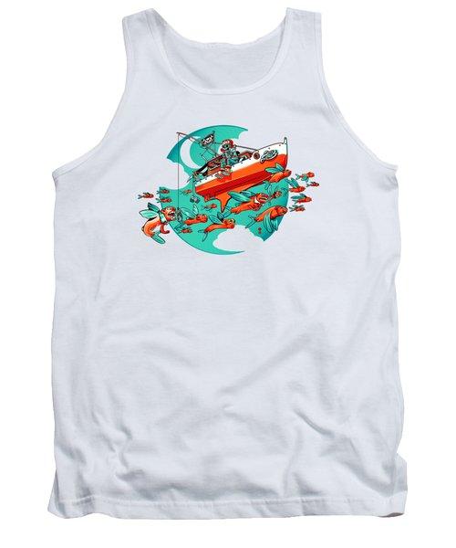 Beaches Tank Top