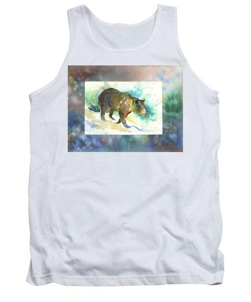 Bear I Tank Top