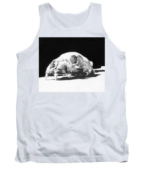 Bear Skull Tank Top