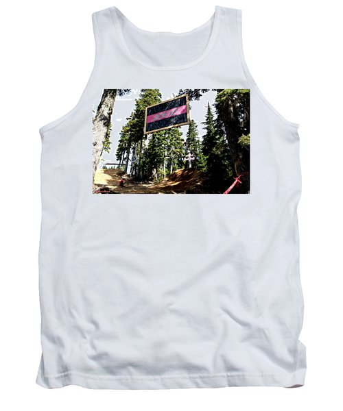 Bearclaw Sponsorship Tank Top