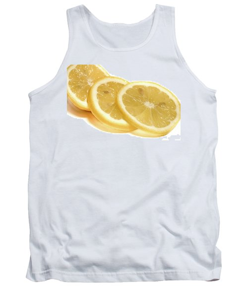 Tank Top featuring the photograph Beat The Heat With Refreshing Fruit by Nick Mares