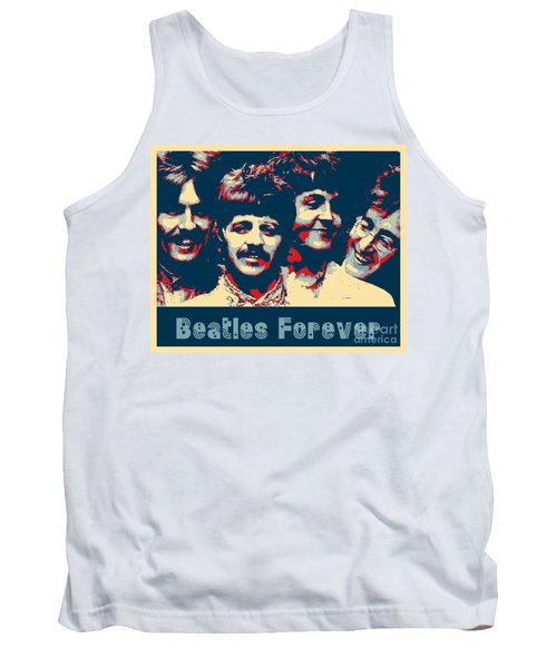 Beatles Forever Tank Top