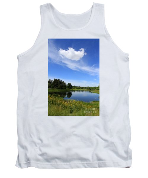 Beautiful Day Tank Top