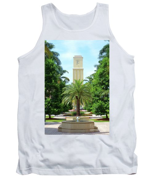 Beautiful Mizner Park In Boca Raton, Florida. #5 Tank Top