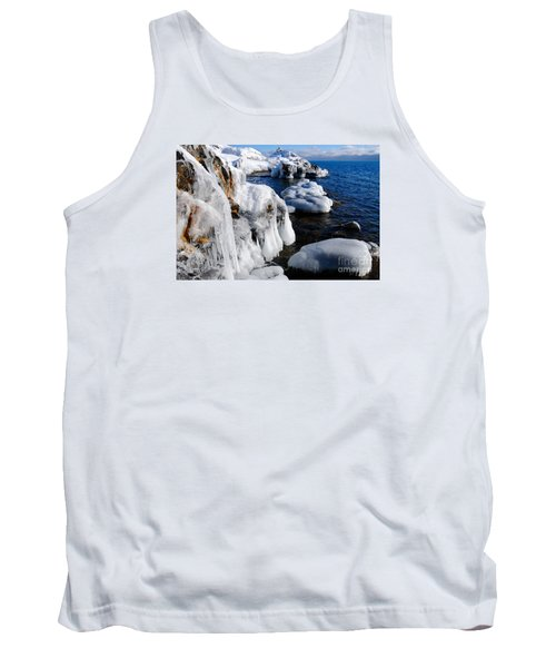 Beautiful Superior Ice Tank Top