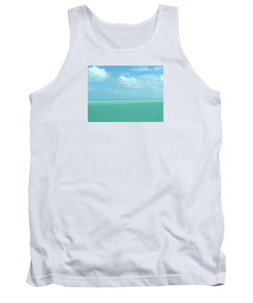 Tank Top featuring the photograph Beautiful Waters by Robin Regan