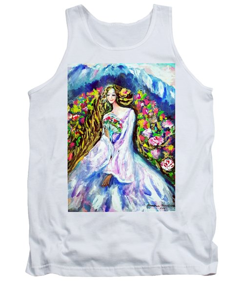 Beautiful World Tank Top