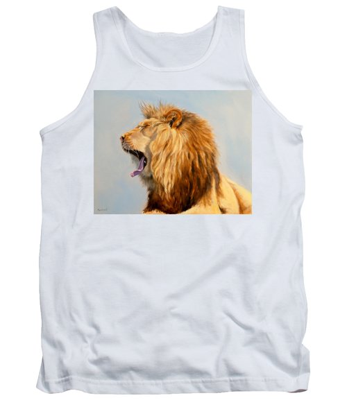 Bed Head - Lion Tank Top