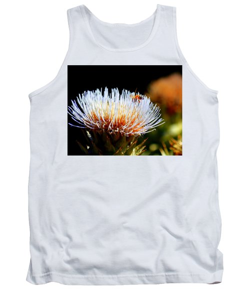 Bee And Artichoke Tank Top
