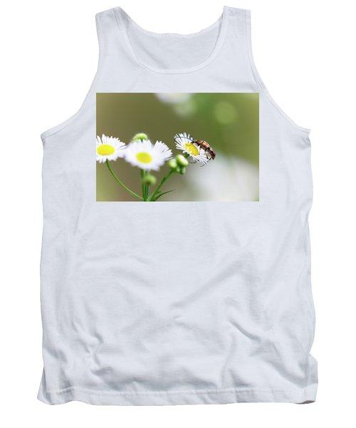 Beetle Daisy Tank Top
