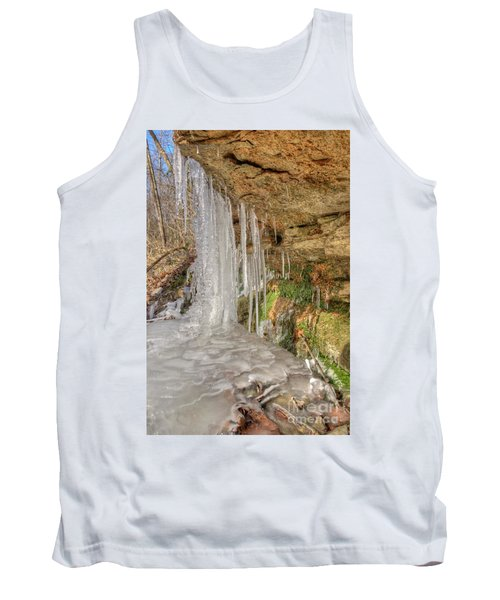 Behind The Ice Tank Top