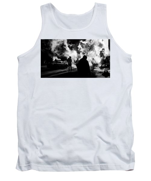 Behind The Smoke Tank Top