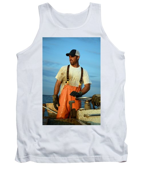 Behold The Waterman Tank Top