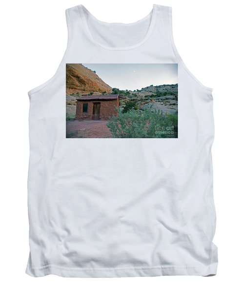Behunin Cabin Capital Reef Tank Top