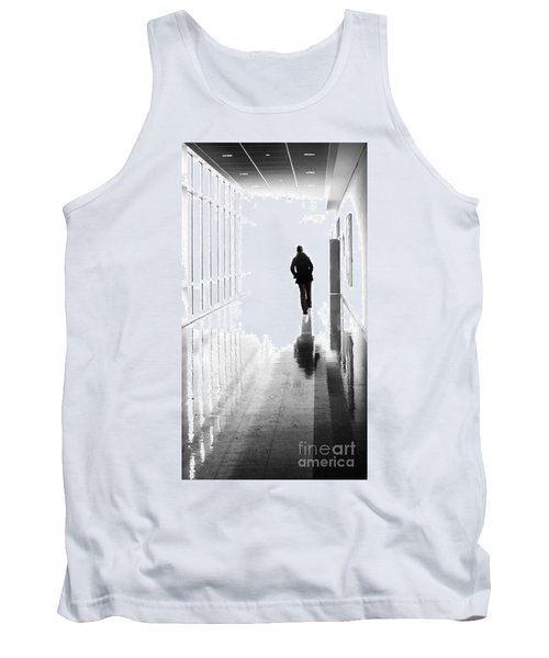 Being Alone Doesnt Mean Youre Free Tank Top