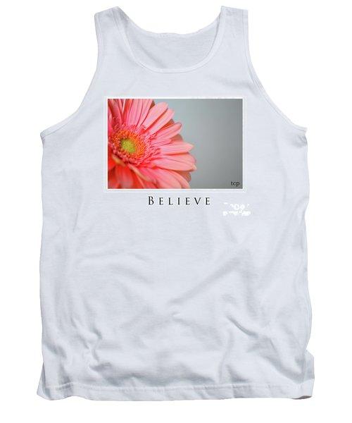 Believe Tank Top