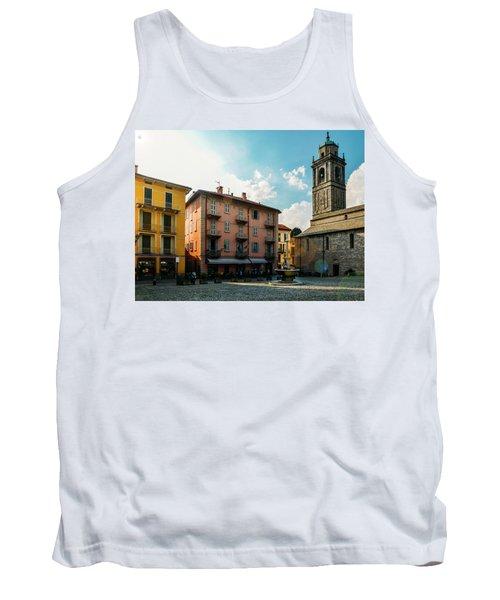 Bellagio, Lake Como, Italy. Tank Top