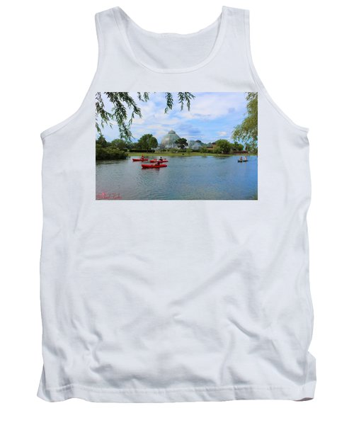 Belle Isle Conservatory Tank Top