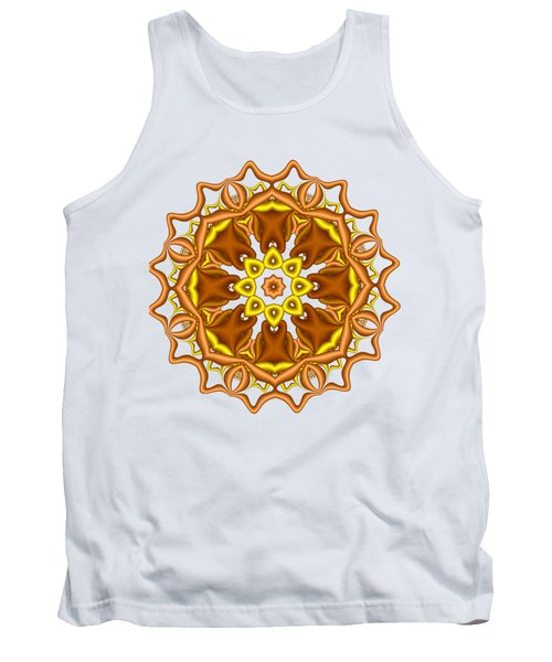 Bells And Flowers Tank Top