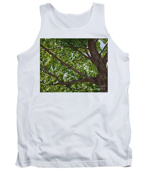 Beneath The Boughs Tank Top