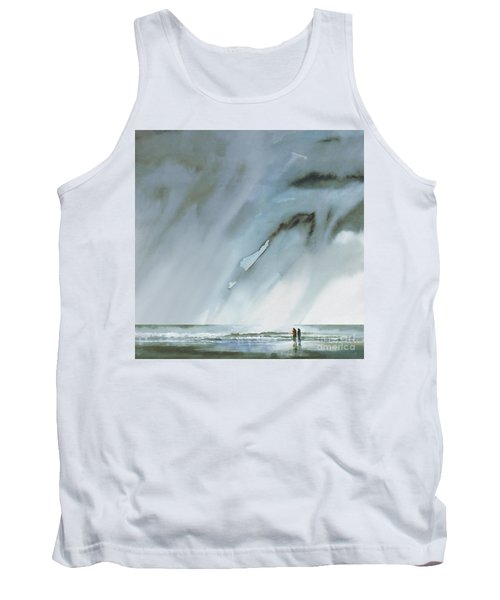 Beneath Turbulent Skies Tank Top