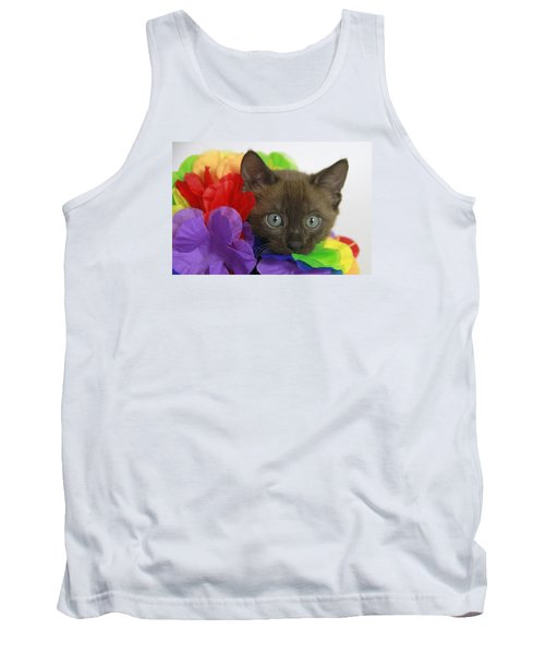 Bengal Colors Tank Top by Shoal Hollingsworth