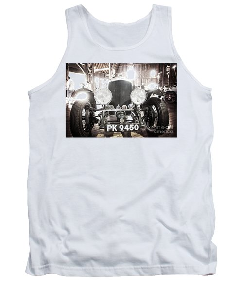 Tank Top featuring the photograph Bentley by Randall Cogle