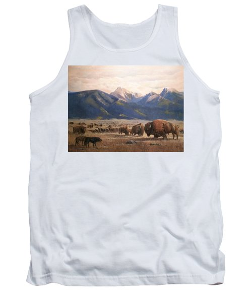 Between A Rock And A Hard Place Tank Top