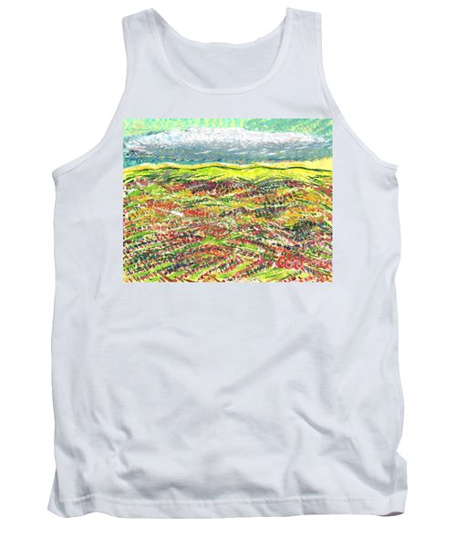Beyond The Foothills Tank Top