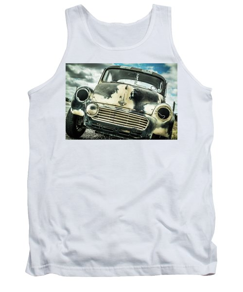 Beyond The Thunder Dome Tank Top