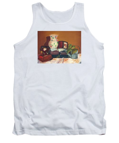 Bible Stories Tank Top by Jane Autry