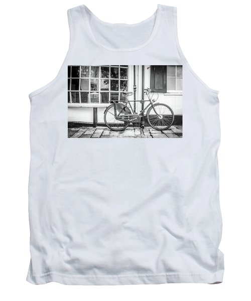 Bicycle. Tank Top