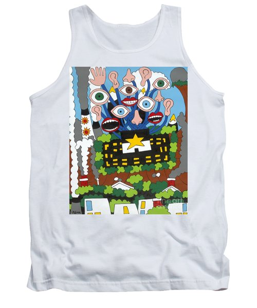 Big Brother Tank Top