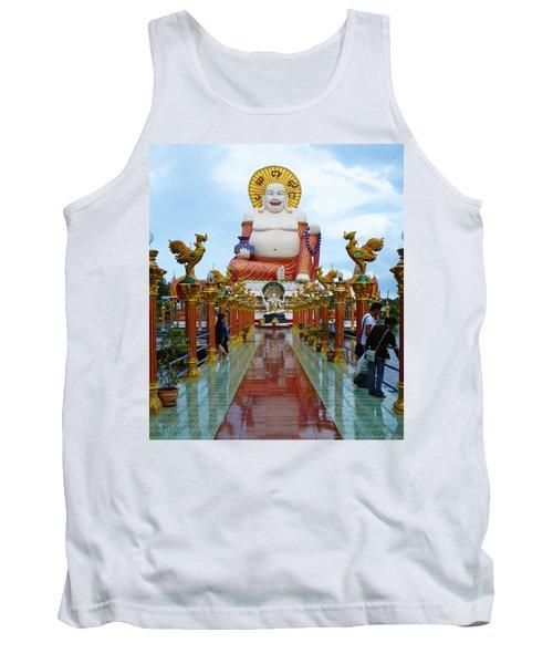 Big Buddha Tank Top