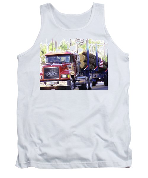 Big Mack Tank Top