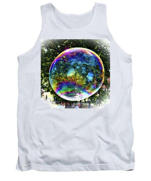 Big Soap Bubble Tank Top