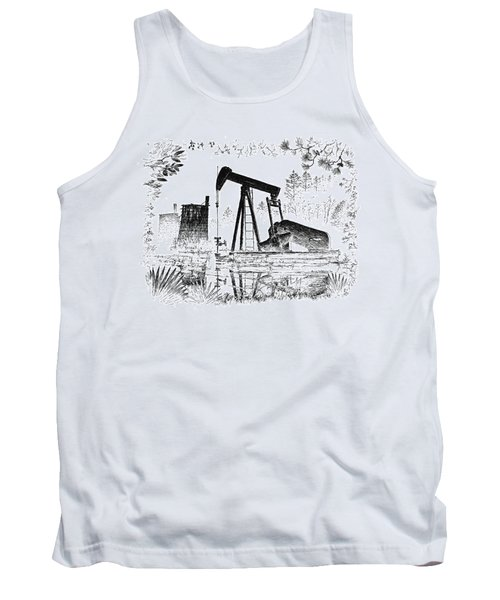 Big Thicket Oilfield Tank Top