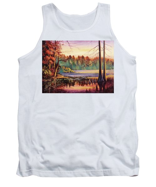 Big Thicket Swamp Tank Top