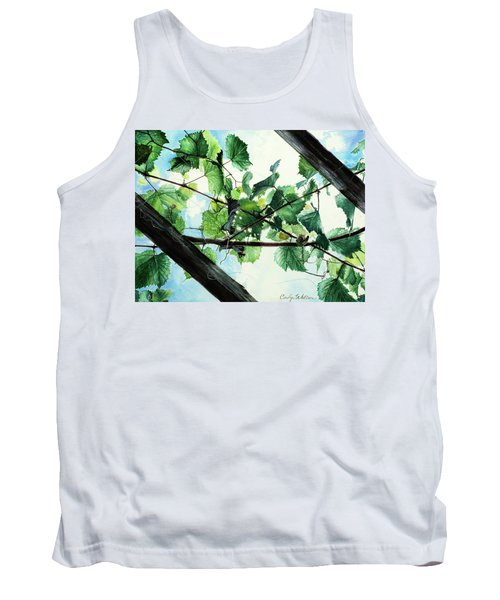 Biltmore Grapevines Overhead Tank Top