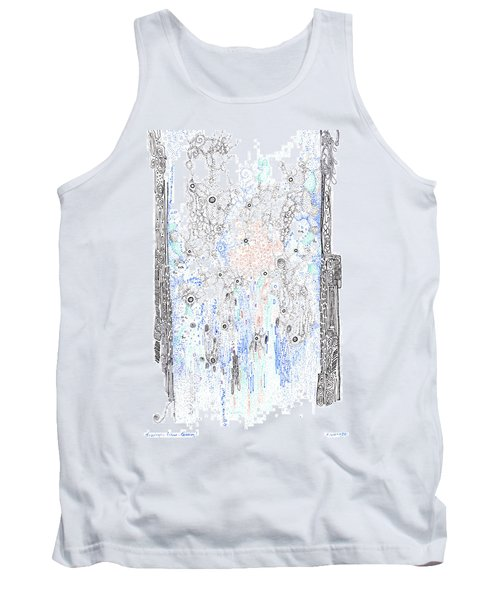 Bingham Fluid Or Paste Tank Top