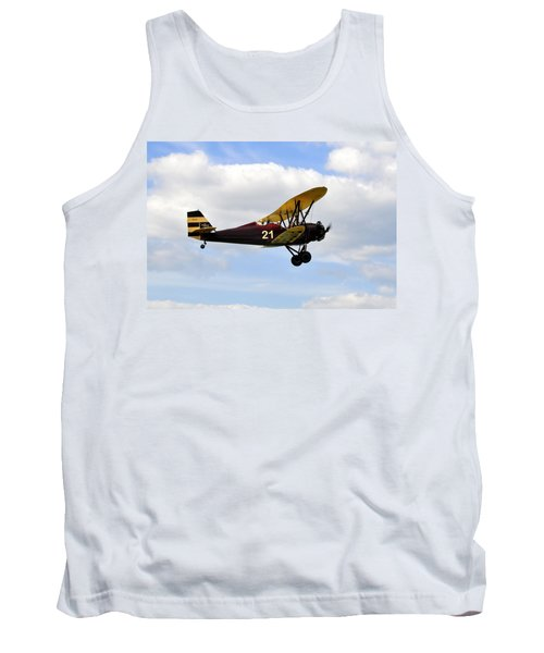Biplane Tank Top