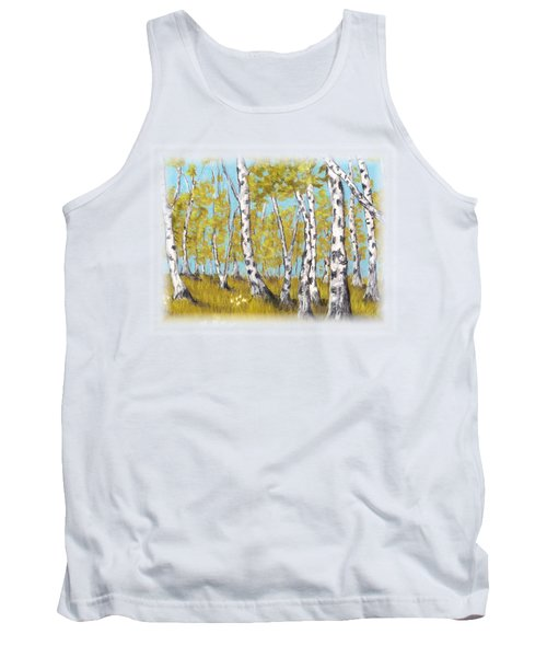 Birch Grove Tank Top