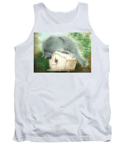 Birdie In The Hole Tank Top