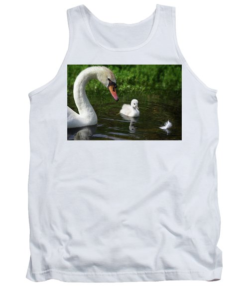 Birds Of Feather... Tank Top