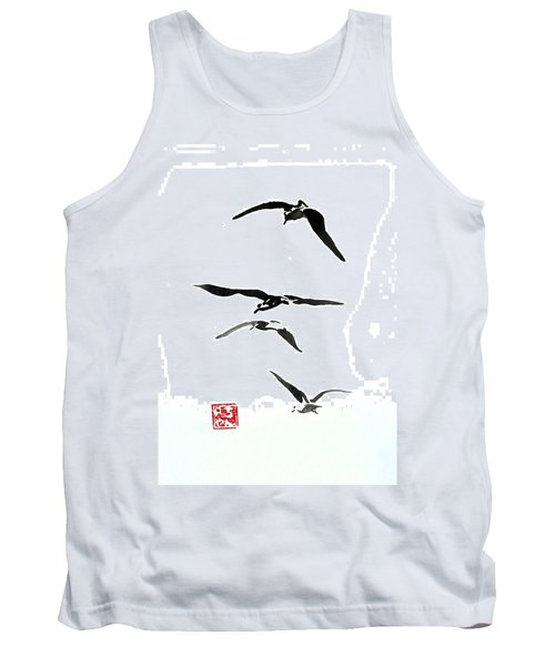 Birds Tank Top