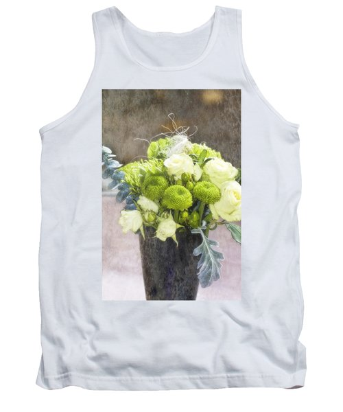 Tank Top featuring the photograph Birthday Wishes by Joan Bertucci