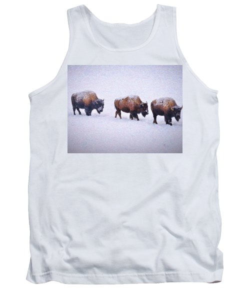 Bison March Impressions Tank Top