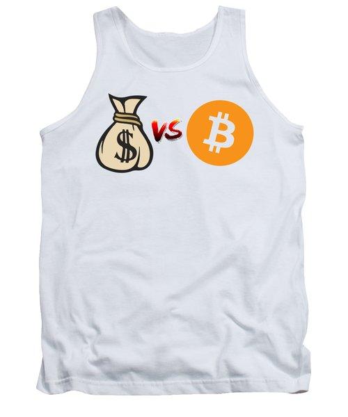 Bitcoin Vs Fiat Tank Top