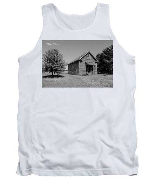 Black And White 108 Tank Top